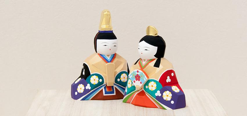 南雲作 ひな人形「明莉」15人飾り(純金箔使用)